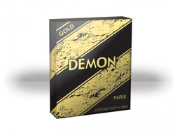 Demon Gold gift set for men