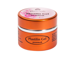 Гель-пластилин Planet Nails - Plastilin Gel розовый 5г