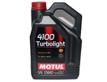 MOTUL 4100 Turbolight 10W40 4lt