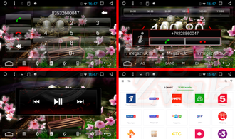 "Автомагнитола MegaZvuk T8-9072 Changan CS35 (2013 - н. в.) на Android 8.1 Octa-Core (8 ядер) 9"" Full Touch"