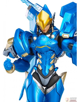 Фигурка фигма Фарра (Pharah by figma)