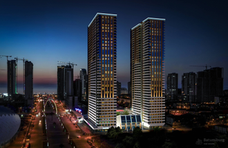 Black Sea Towers в Батуми, фото 2