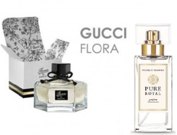 Gucci - Flora by Gucci  Pure Royal 298 50мл