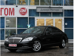 Mercedes-Benz S-класс Base S 350 3.5 4MATIC 7G-Tronic (306 л.с.) 2011 год