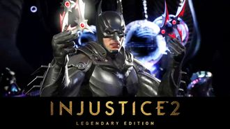 Injustice 2. Legendary Edition  (XBOX ONE) (РУССКАЯ ВЕРСИЯ)