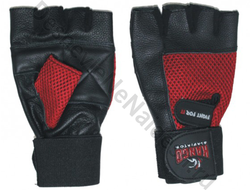 Перчатки для фитнеса Kango WGL-066 Black/Red