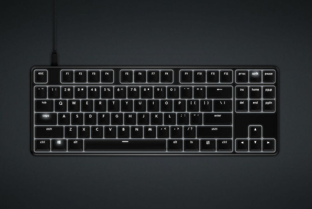 Xiaomi Mi Keyboard Yuemi Mechanical Pro Silent