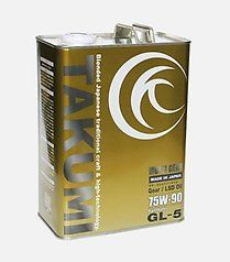 TAKUMI MULTI GEAR LSD Oil 75W-90 GL-5 (4 литра)