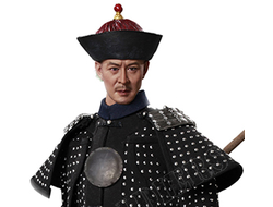Коллекционная ФИГУРКА 1/6 scale Qing empire series Shanziying Commander Pang Qingyun (MN009) - JSModel