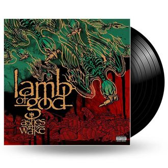 LAMB OF GOD - ASHES OF THE WAKE - 15TH ANNIVERSARY 2-LP