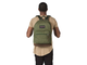 Jansport Right Pack New Olive Canvas на спине