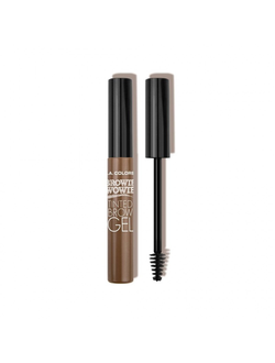 Гель для бровей La Colors BROWIE Wowie Tinted Brow GEL 411 Soft Brown