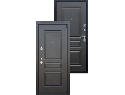 Стальная дверь асд «Гермес NEW» Венге