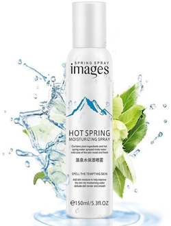 Термальная вода IMAGES Hot Spring Moisturizing Spray
