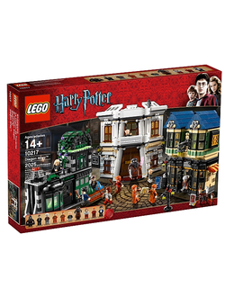 # 10217 «Косой Переулок» / Diagon Alley (2011)