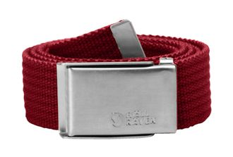 Fjallraven Merano Canvas Belt Deep Red