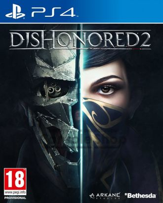 игра для PS4 Dishonored 2