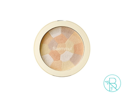 Хайлайтер для лица The Saem Saemmul Luminous Multi-Highlighter 02 Gold Beige