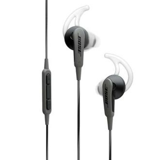Bose SoundSport In-ear Android Charcoal Black в soundwavestore-company.ru