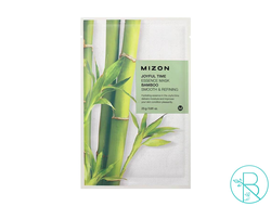 Маска тканевая Mizon Joyful Time Essence Mask Bamboo с экстрактом бамбука