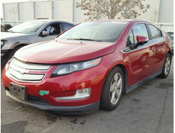 Chevrolet Volt 2014 auktion
