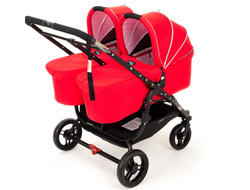Коляска 2в1 Valco Baby Snap Duo Fire Red