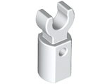Bar Holder with Clip, White (11090 / 6052824 / 6136789 / 6341465)