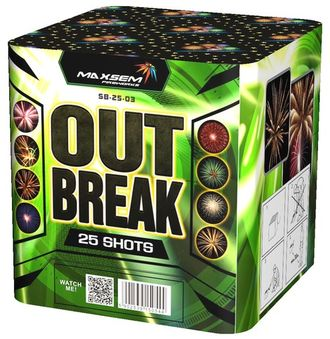 "Out break (25в, 1,2"")"