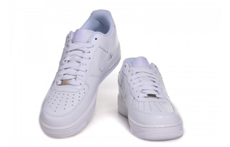 NIKE AIR FORCE 1 LOW WHITE (36-45)