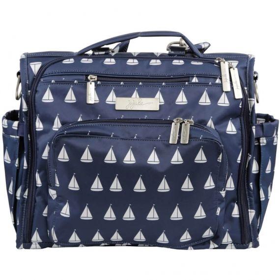 Купить cумку рюкзак для мамы на коляску Ju Ju Be BFF Annapolis темно ... c57e7bcc09c
