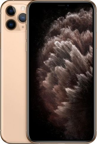iPhone 11 Pro Max 64gb Gold - Dual Sim