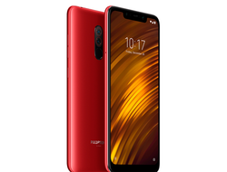 Смартфон Xiaomi Pocophone F1 6/128GB Red Global version