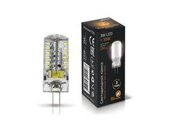 Gauss LED T10 3w 827/840 12v G4