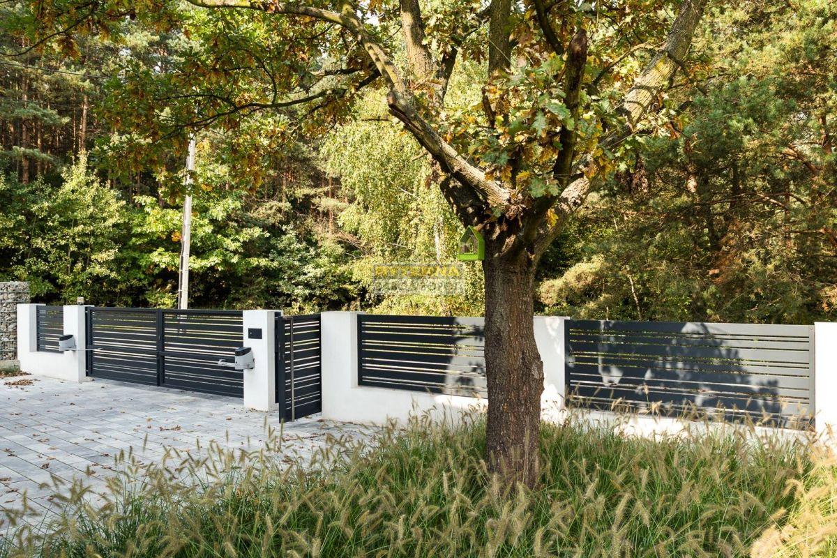 дизайн распашных ворот - современные въездные системы