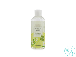 Очищающая вода The Saem Healing Tea Garden Green Tea Cleansing Water (300мл)