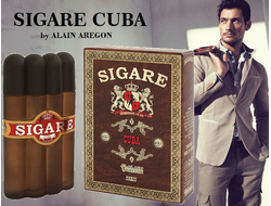 Sigare men - Alain Aregon