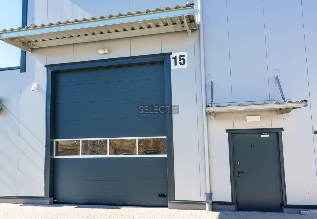 Компания производитель промышленные ворота - изготовление под размер