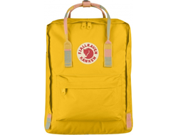 Рюкзак Fjallraven Kanken Warm Yellow-Random Blocked (Classic)