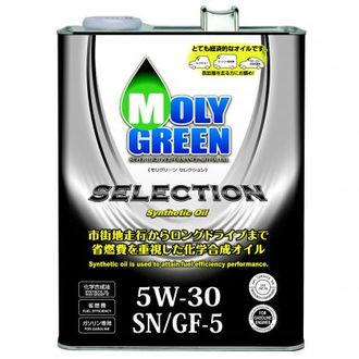 MOLYGREEN SELECTION SN/GF-5 5W30 4л.