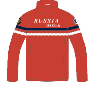 Флис RUSSIAN TEAM VIST GIOVANNI Fleece Sweater Man
