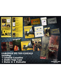 The Gathering - Collection Boxset TAPE