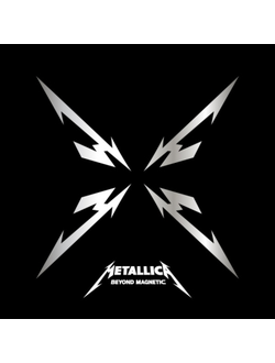 Metallica - Beyond Magnetic CD