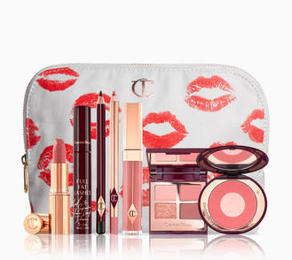 Charlotte Tilbury The Pillow Talk Look - Набор косметики