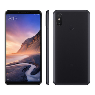Xiaomi Mi Max 3 6/128Gb Black (Global) (rfb)