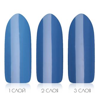 Гель-лак Shellac Bluesky №80558/09953 Blue Rapture, 10мл.