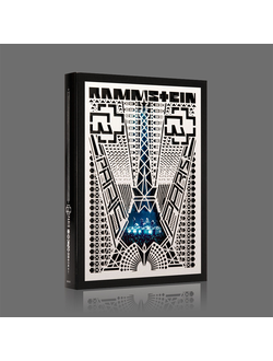 Rammstein - Paris 2-CD+BLU-RAY