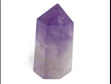 Аметист лавандовый, кристалл полированный, Бразилия (43*23*17 мм, 30 г) №21262