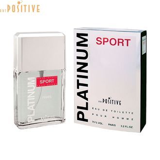 Platinum Sport eau de toilette for men