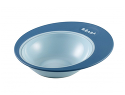 Тарелка Beaba Training plate  ELLIPSE Blue