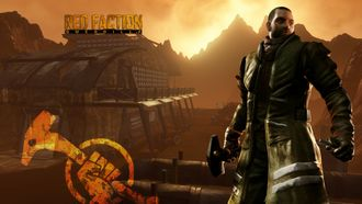Red Faction Guerrilla Re-Mars-tered  SONY PLAYSTATION 4  ( англ )